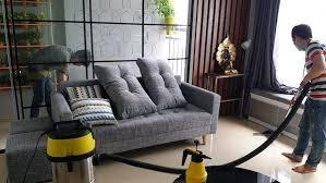 giặt ghế bình dương tại nhà