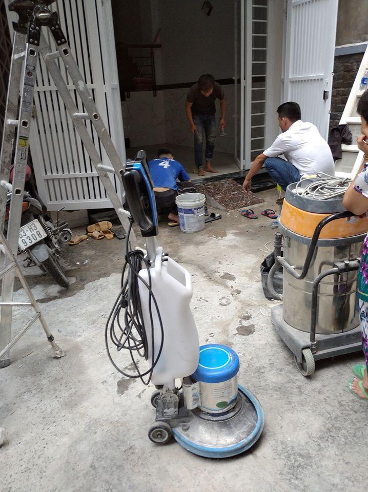 dịch vụ vệ sinh nhà xưởng giá rẻ