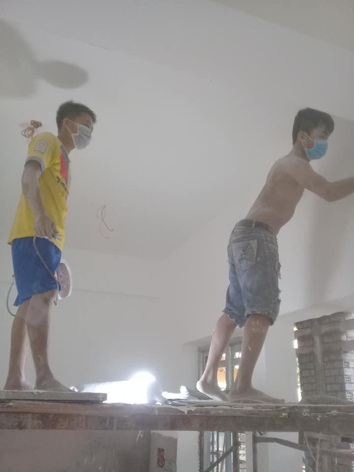 dịch vụ sơn nước giá rẻ uy tín chuyên nghiệp sơn nhà trọn gói 0344063967