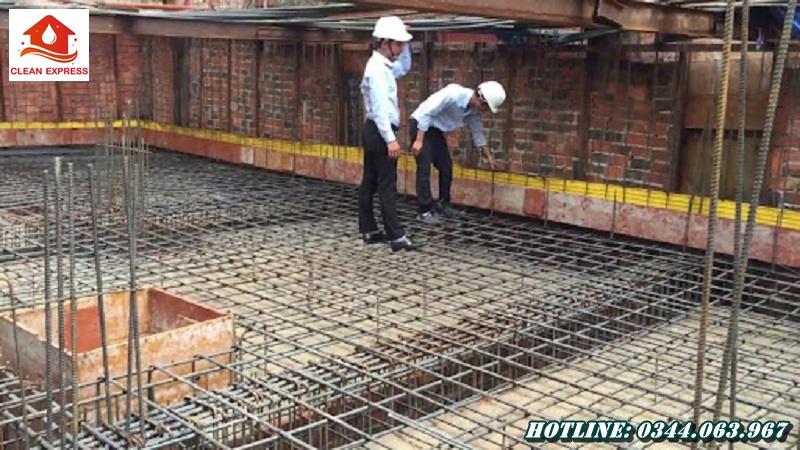 Cách tính chi phí đổ bê tông sàn cốt thép 1m2
