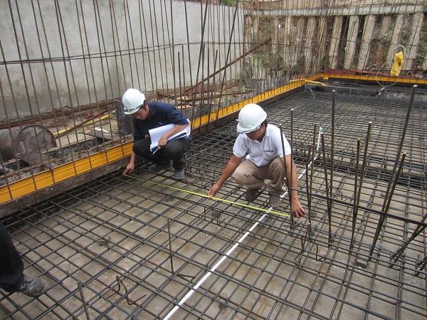 Dịch vụ đổ bê tông sàn 2 lớp đúng tiêu chuẩn giá hợp lý
