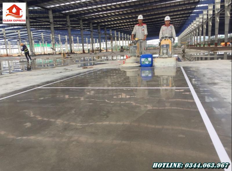 Lý do nên dùng dịch vụ đánh bóng sàn bê tông