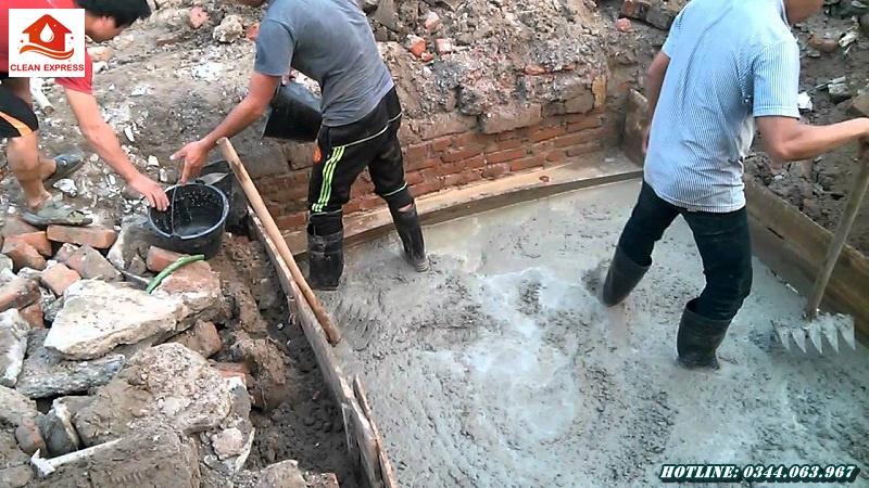 Dịch vụ đổ bê tông lót móng - cần thiết cho mọi công trình
