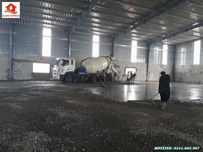Thuê đội đổ bê tông nền nhà xưởng ở đâu uy tín, chất lượng nhất miền Nam?